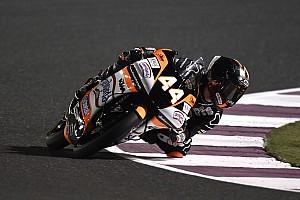 Canet se queda con la pole en Moto3