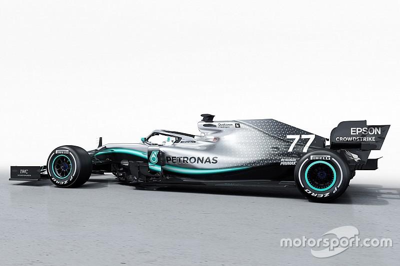 Новая машина Mercedes в деталях: первые изображения W10