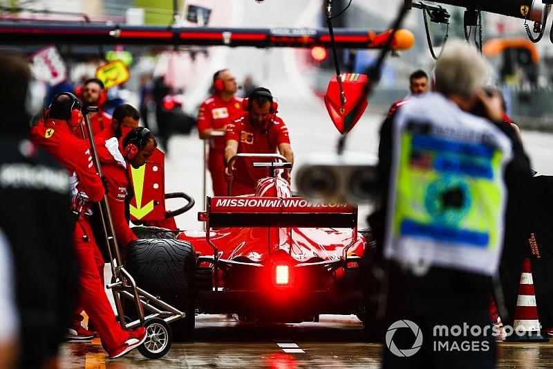 Hivatalos: Vettel háromhelyes büntetést kapott az Amerikai GP-re!