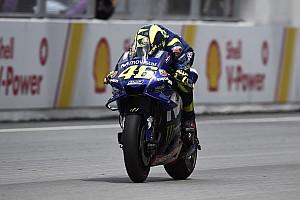 Yahama-coureurs zien vooruitgang, al juicht Rossi nog niet te vroeg