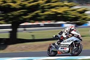 Arenas vence GP com top-5 em menos de 0s1 na Austrália