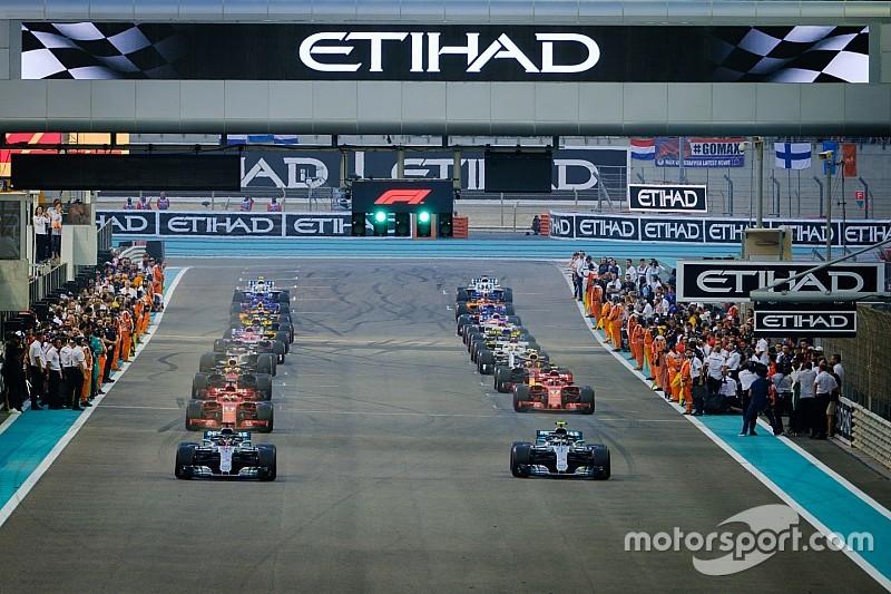 La F1 crea un simulador para probar nuevas formaciones de parrilla