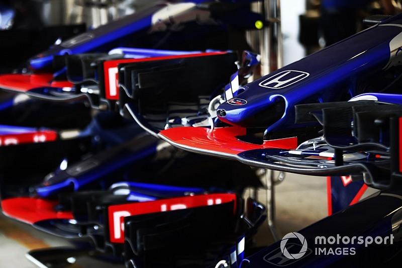 Elmarad a Toro Rosso nagy fejlesztési csomagja