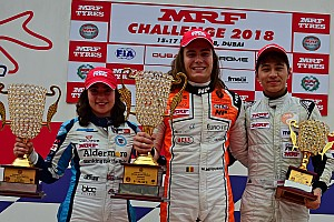 Dubai MRF: Defourny takes points lead after opening round