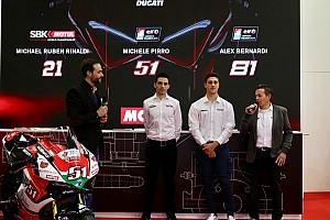Nel 2019 Michele Pirro correrà nel CIV con il team Barni e la Ducati Panigale V4