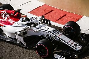 Alfa Romeo Sauber, Interroll ile olan ortaklığını uzatıyor