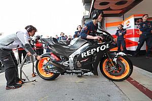 Galeri: Valencia MotoGP testi 1. gün