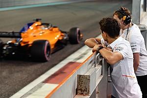 McLaren відмовилась від помаранчевої лівреї?