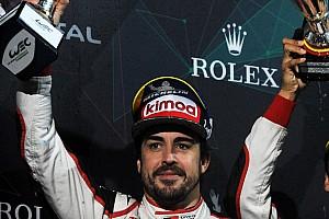 Alonso sauer: Sicherheits-Strategie kostet Schanghai-Sieg