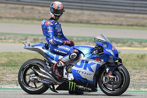 MotoGP Misano: Isınma turlarının en hızlısı Rins