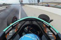 Indy 500, Libere 2: svetta Dixon, Alonso va a muro!