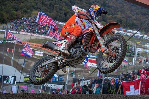 MXGP: Herlings tenta l'allungo con una doppietta in Trentino