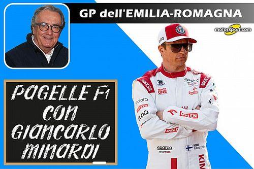 "Minardi: ""Raikkonen e Perez, l'esperienza non conta?"""
