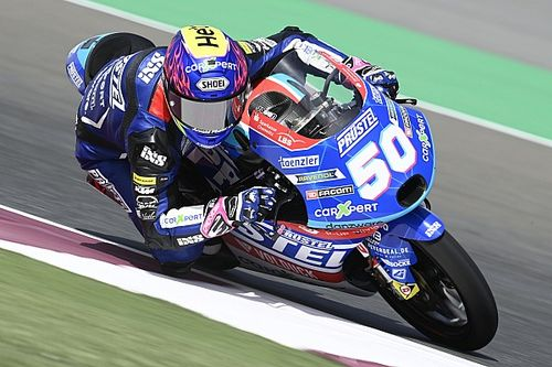 Moto3, Doha GP 3. antrenman: Dupasquier lider, Deniz 22. oldu