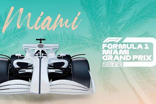 Le GP de Miami officiellement au calendrier en 2022!