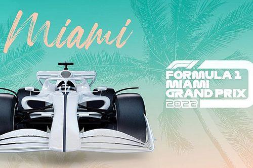 F1 Umumkan Miami Masuk dalam Kalender Musim 2022