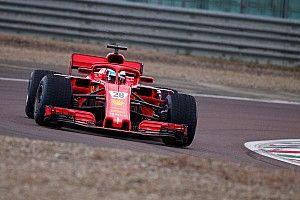Fotos: el apellido Alesi vuelve a un Ferrari de F1 30 años después