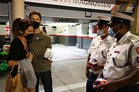 Grosjean thanks firefighters who 'saved my life' in Bahrain