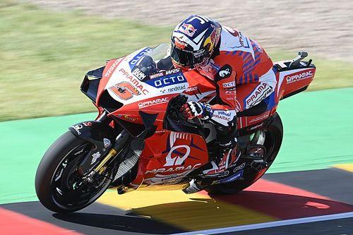 Hasil Kualifikasi MotoGP Jerman: Zarco Sabet Pole, Vinales Start P21