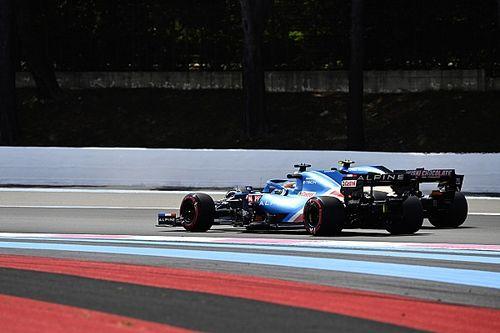 Alpine señala qué le ha costado más a Alonso en su adaptación