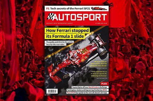 Magazine: How Ferrari stopped its F1 slide
