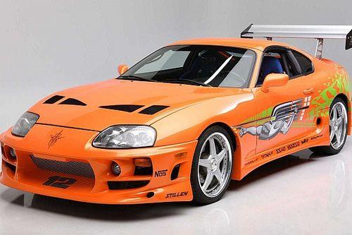 El Toyota Supra de Fast & Furious, vendido por 550.000 dólares