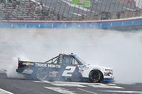 Sheldon Creed takes OT win in Texas Trucks, heads to title race