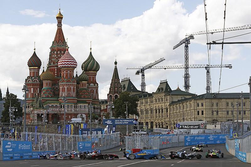 La Formula E è pronta a (ri)sbarcare in Russia quattro anni dopo Mosca?
