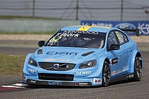 WTCC Practice report Shanghai WTCC: Bjork quickest in FP1 for Volvo
