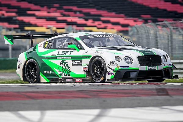 Asian GT Bentley strike first in South Korea in action filled season opener