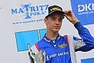 Формула 4 Российский гонщик попал в серьезную аварию в Арагоне