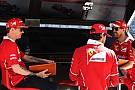 Vettel ve Raikkonen, yeni turbolarla grid cezalarına bir adım daha yaklaştılar