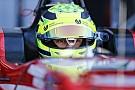 Mick Schumacher Schnellster beim Test der Formel-3-EM