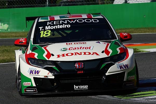 Монтейру и Беннани одержали победы на этапе WTCC в Венгрии