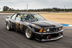Vintage Breaking news Bathurst winner Richards to race 1985 BMW