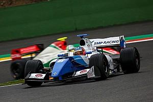 Formula V8 3.5 Reporte de la carrera Isaakyan aprovecha un lento pitstop de Fittipaldi para ganar