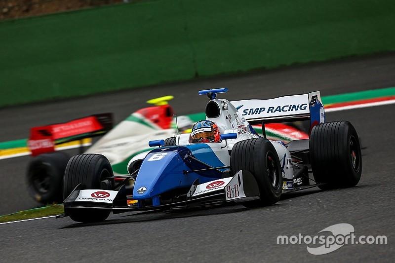 Исаакян одержал вторую победу в Формуле V8 3.5