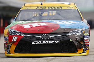 NASCAR Cup Breaking news Toyota earns first manufacturer's title in Cup, ending Chevrolet's streak