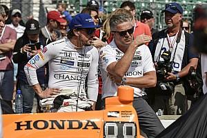 IndyCar BRÉKING Alonso motorcsere és töltőnyomás-probléma ellenére 5.