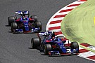 Toro Rosso chassis not as strong as last year, admits Key