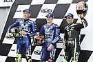 Viñales lidera trifeta da Yamaha em Le Mans; Rossi é 2º