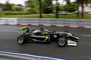 F3-Euro Reporte de calificación Norris domina y logra doble pole para la F3 en Pau