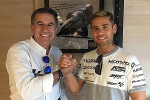 MotoGP Важливі новини Баутіста залишиться у MotoGP в Aspar на сезон 2018 року