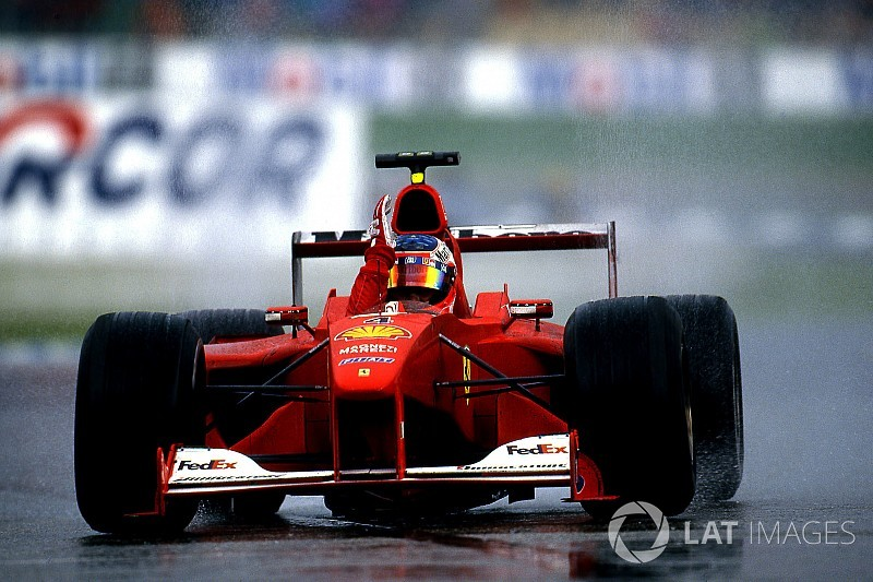 Legendarische races: De Grand Prix van Duitsland in 2000