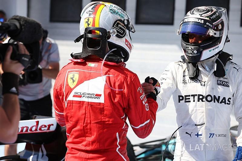"""Mercedes'e güvenen Bottas'ın 2018 için """"B planı"""" yok"""
