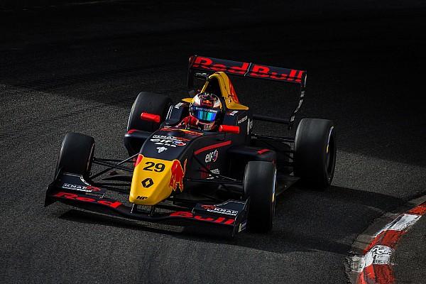 Formule Renault Actualités Red Bull écarte sa perle néerlandaise