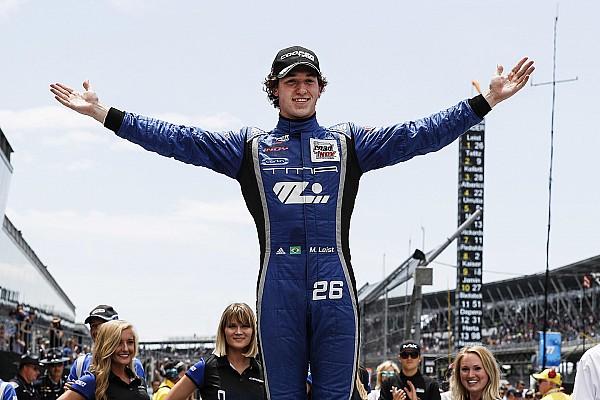 Indy Lights Relato da corrida Leist brilha e vence prova de ponta a ponta em Indianápolis