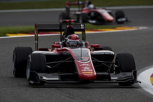 GP3 Race report Spa GP3: Russell beats ART teammates in Saturday race