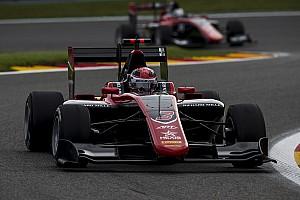 GP3 Crónica de Carrera Russell se impone en la del sábado en Spa y Calderón en 16°