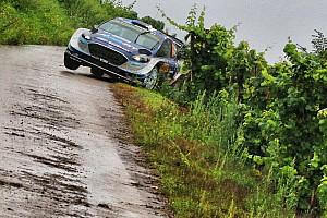 WRC Leg звіт Ралі Німеччина: Ньовілль не оминув великих пригод